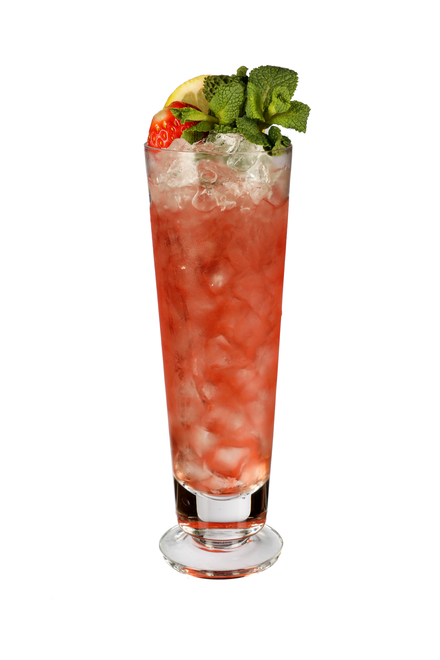 Strawberry Swizzle image