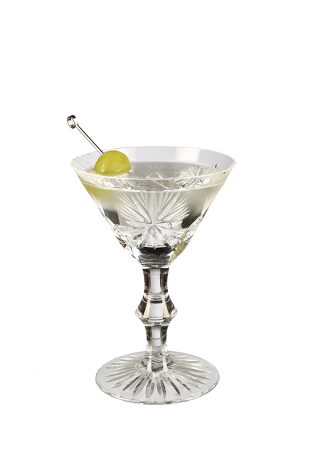 Dry Martini (4:1 ratio) image