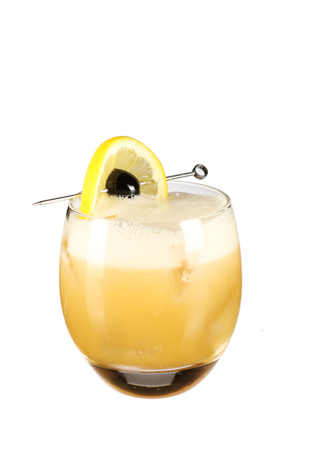 Amaretto Sour image