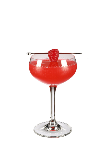 Raspberry Martini image