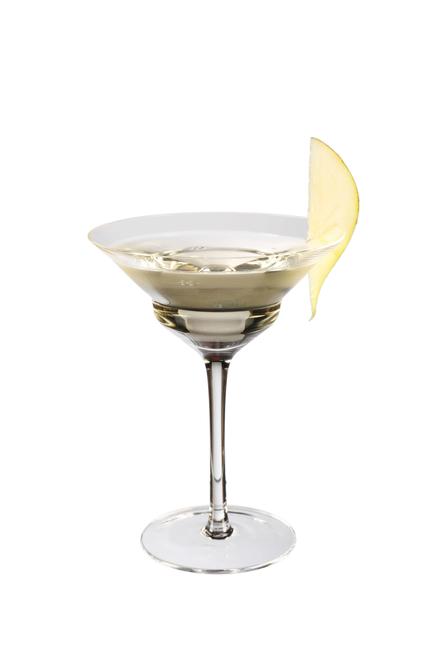 Pear & Elderflower Martini image