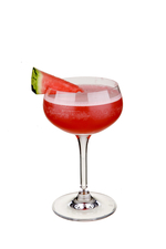 Watermelon & Basil Cocktail image