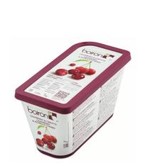 Cranberry & morello cherry puree