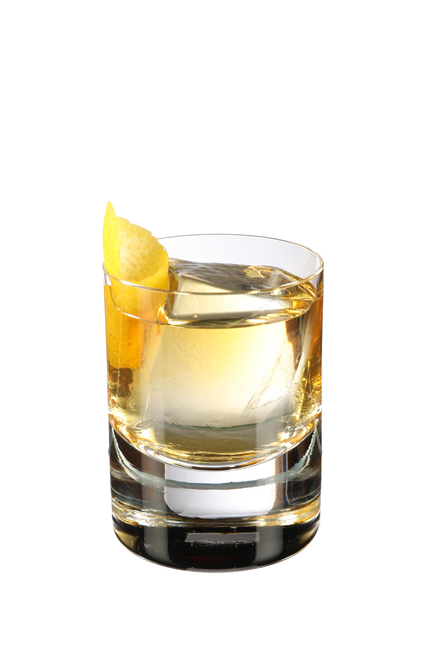 Improved Whiskey Cocktail image