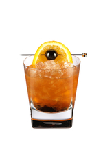 Brandy Old Fashioned (Wisconsin-style) image