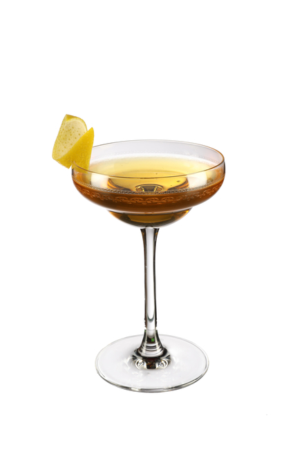 Brown Bomber cocktail image