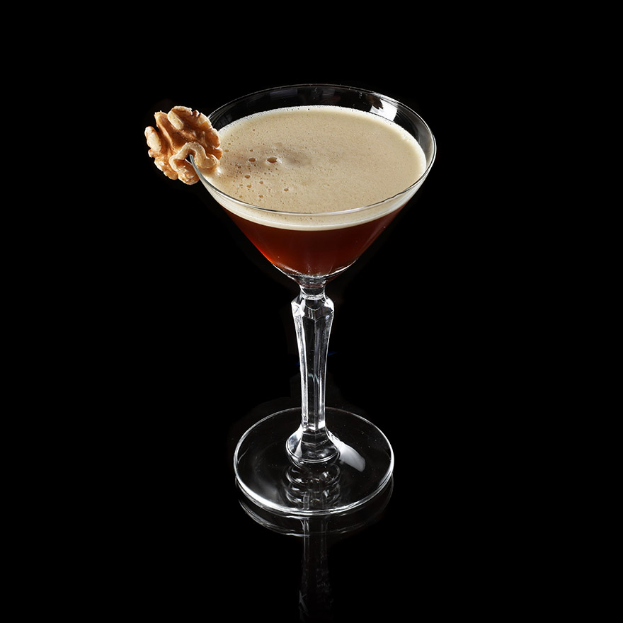 Black Coffee Martini image