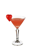 Strawberry Gimlet image