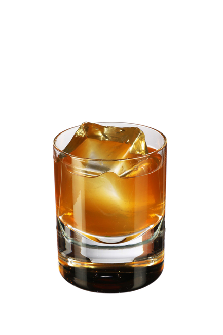 Dante's Old Fashioned Whiskey Cocktail image