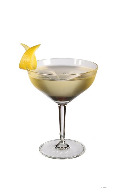Gin Blossom Martini image