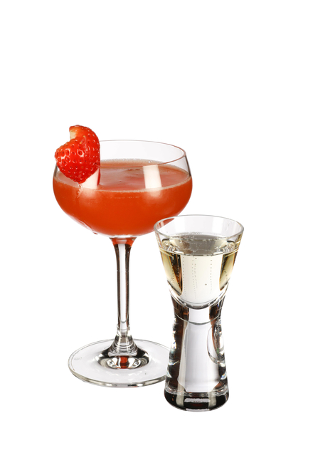 Sunset 'Martini' image