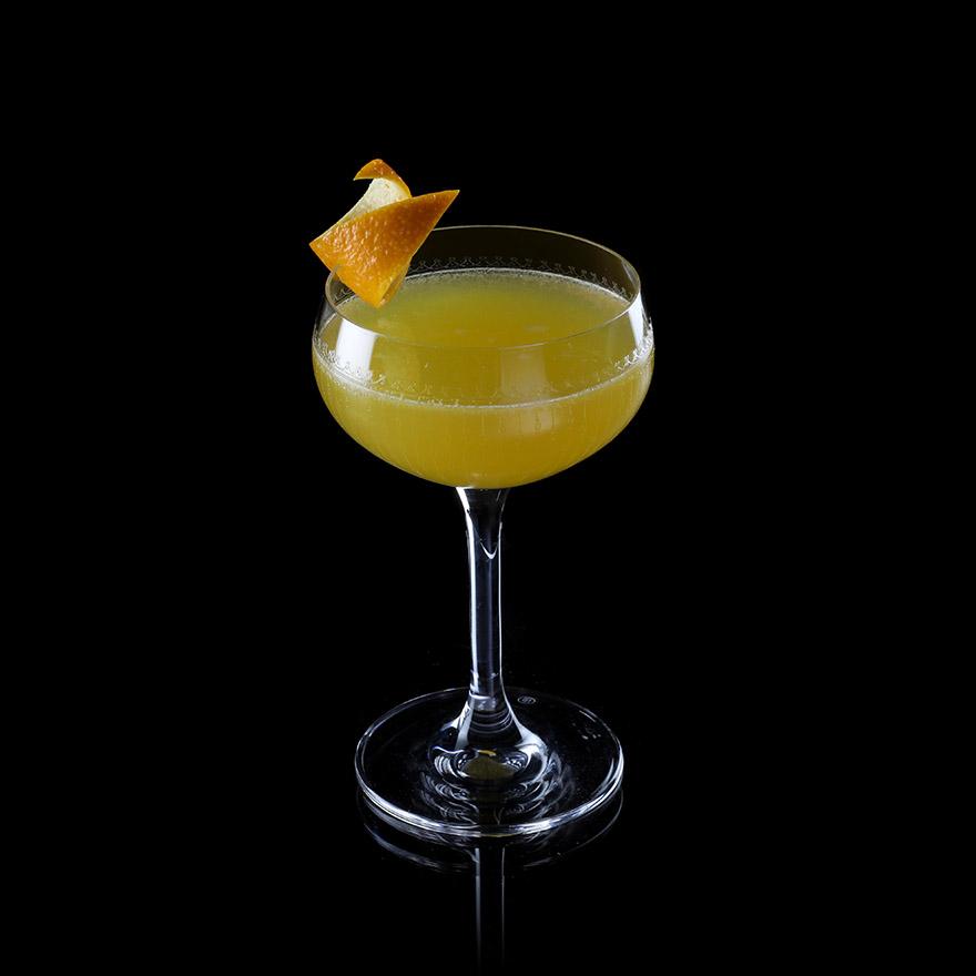 Calvados Cocktail image