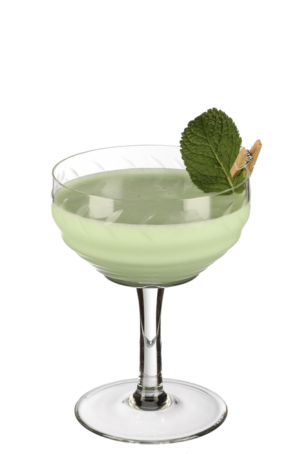 Gustings Grasshopper Cocktail Recipe