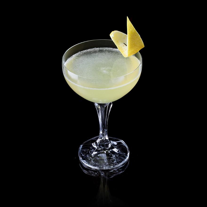 Yellow Jacket (Gin-based) image