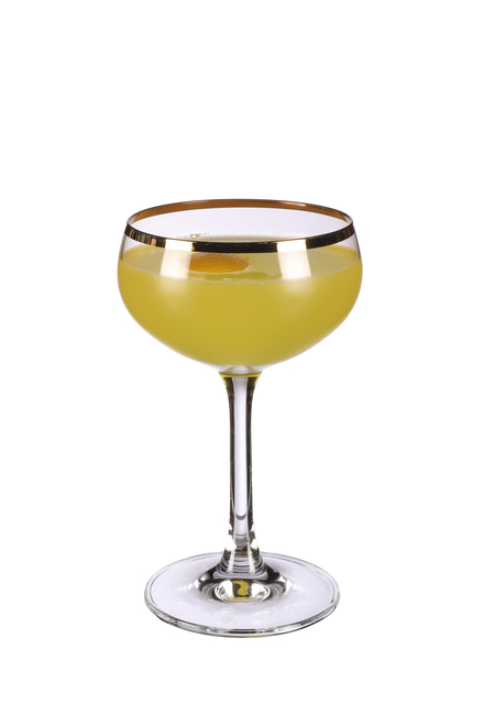 Yellow Cocktail image
