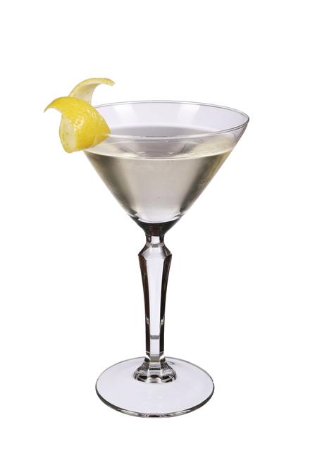 Paisley Martini image